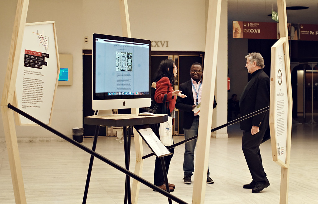 ART@IGF exhibition IGF2017 United Nations Silvio Lorusso - This Data Belongs Here